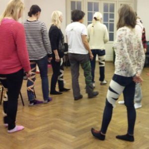 Tellington TTouch intro workshop 19-20.01.2016